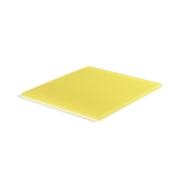 Mealplak lemon large tray Nacryl