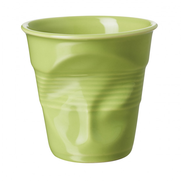 Crumpled coffee cup verbena 2 sizes