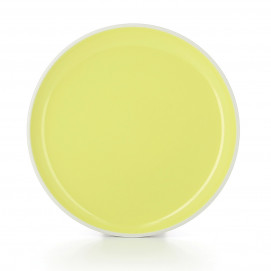 "Color Lab dinner plate ø9.75"" 5 colors"