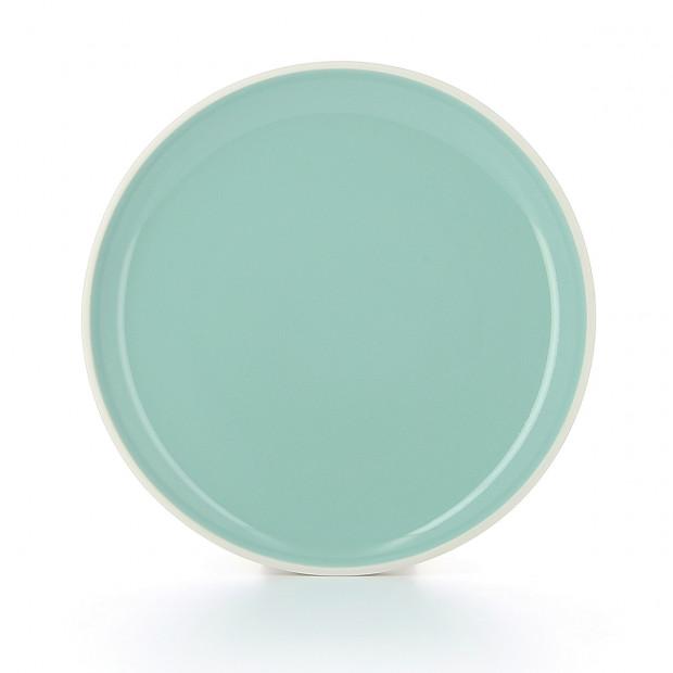 """Color Lab dessert plate ø7.75"""" 6 colors"""
