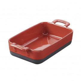 Eclipse pepper red small roasting dish