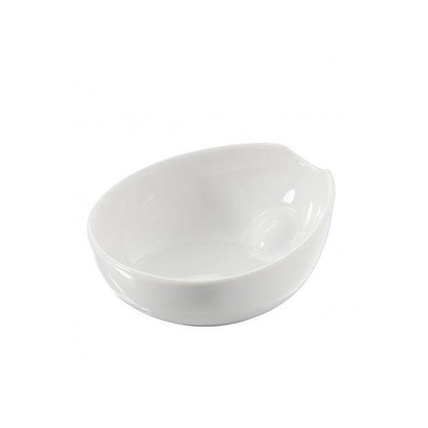 Impulse white mini bowl