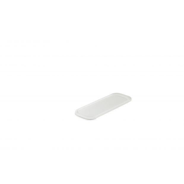 white nacryl spoon rest
