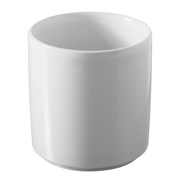 white ramekin tall
