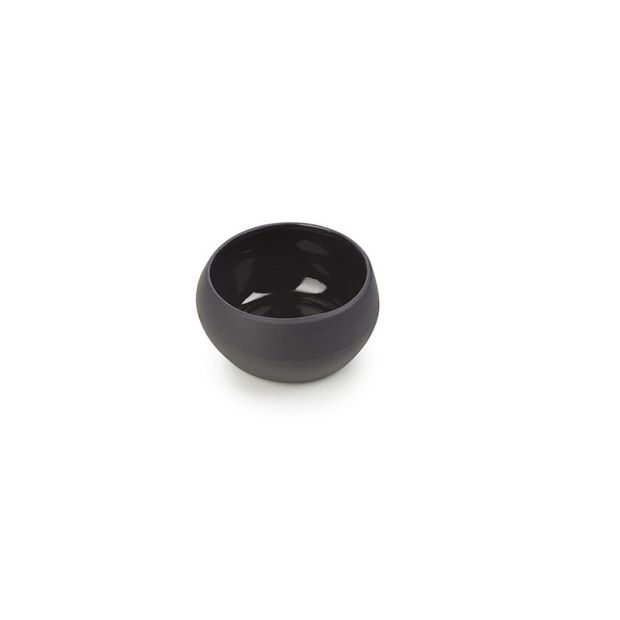 Solstice individual bowl black moon