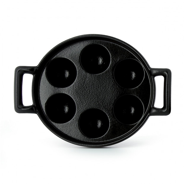 BC SNAIL PLATE 6 HOLES