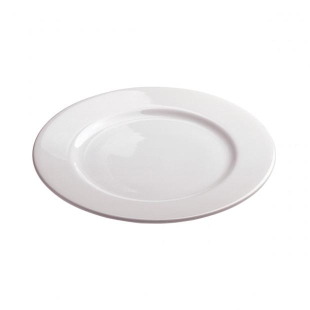 ESSENTIELS DESSERT PLATE 19CM