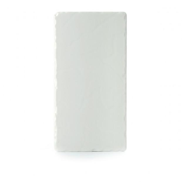 BASALT RECTANGULAR PLATE 30X16CM