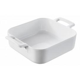 Belle Cuisine white square baking dish 3 sizes