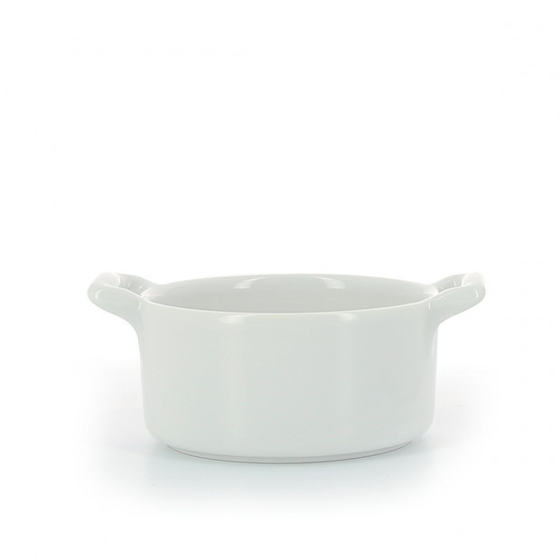 Belle Cuisine white ramekin