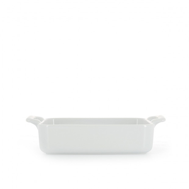 Belle Cuisine white rectangular roasting dish 5 sizes