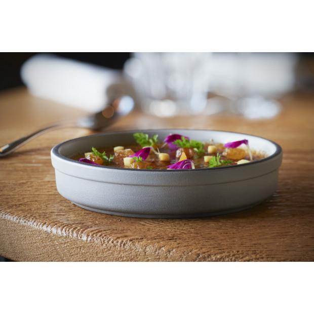 "French Classics pepper crème brulee dish Ø5.5"""