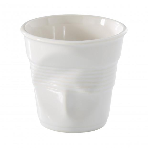 tasse à café Froissé en porcelaine