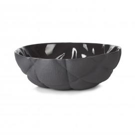 Saladier en porcelaine - Noir