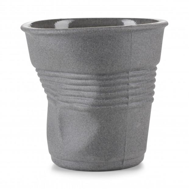 Tasse Gobelet Froissé Edition 100% Recyclay - 8 ou 18 cl