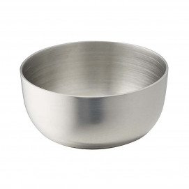 coupelle ronde inox - inspired, by revol