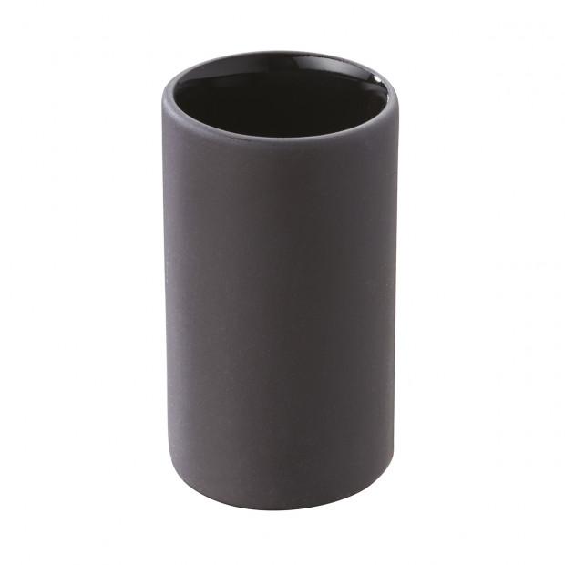 tube mise en bouche bicolore noir - solid