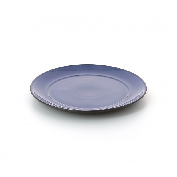 Sous assiette pour Dim Sum - Bleu Cirrus