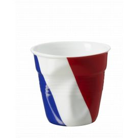 Froissé cappuccino décoré France