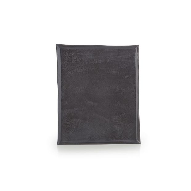 Assiette rectangulaire - Black Moon
