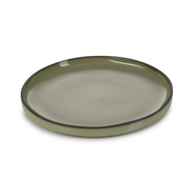 Assiette Gourmande 14 cm Caractère Muscade
