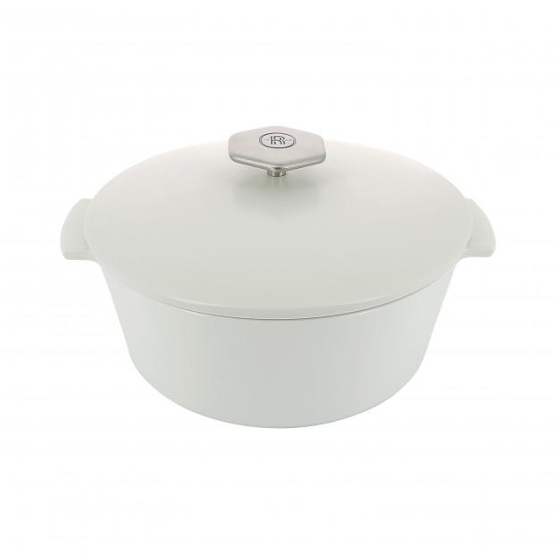 plat ovale en porcelaine - belle cuisine
