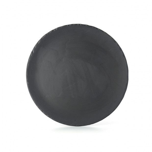 BASALT ASSIETTE RONDE PLATE 28.5CM