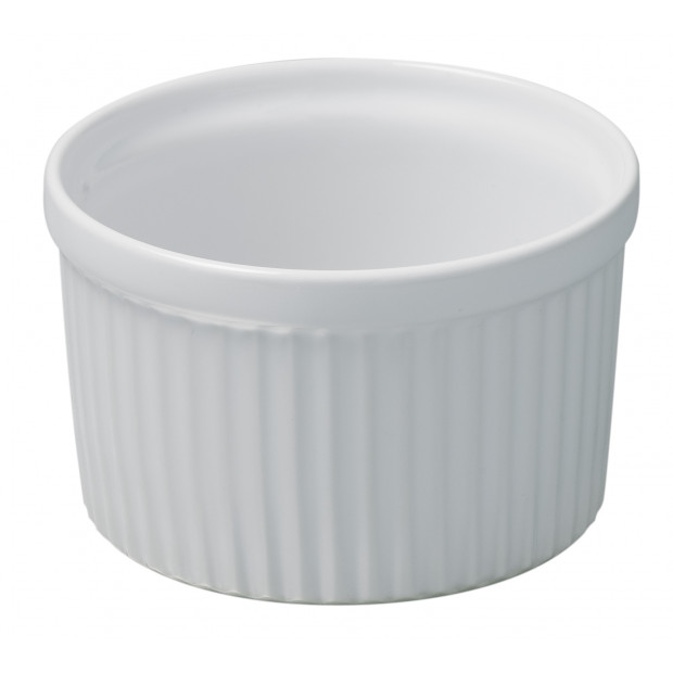 MOULE A SOUFFLE INDIVIDUEL - FRENCH CLASSICS 30CL - BLANC