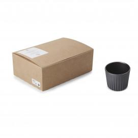 PEKOE COFFRET DE 6 TASSES 8CL