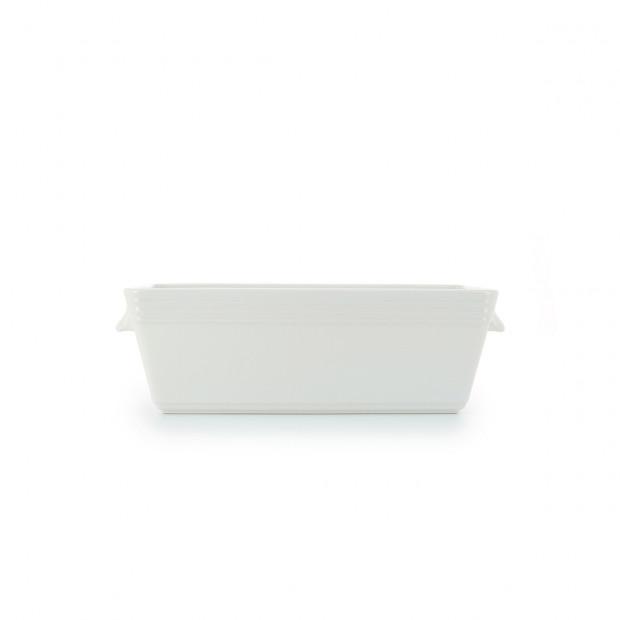 Terrine galantine en porcelaine blanche