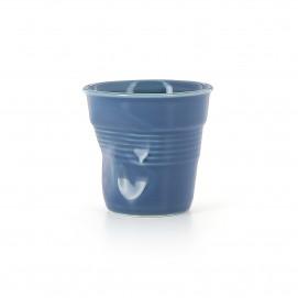 tasse cappuccino Froissé en porcelaine