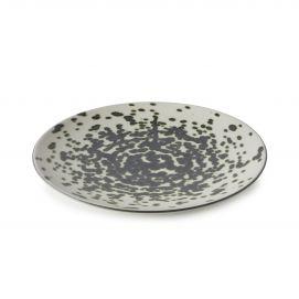 Assiette Plate en Porcelaine Equinoxe Edition Collector - Rain Forest - 16 à 31,5 cm