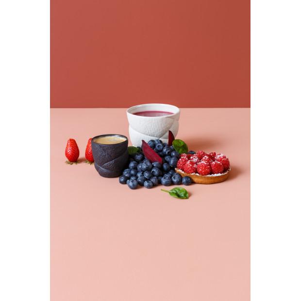 tasses à café ou thé en porcelaine Succession