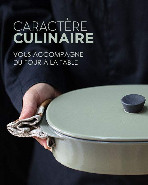 Découvrez les nouveautés Caractère Culinaire