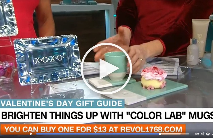 Revol Featured on HLN