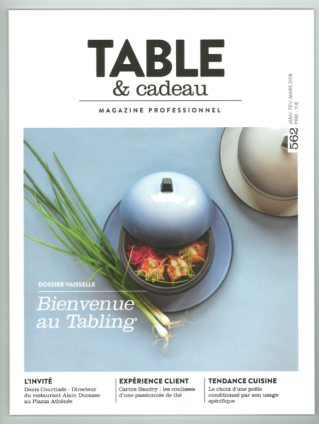 table & cadeau