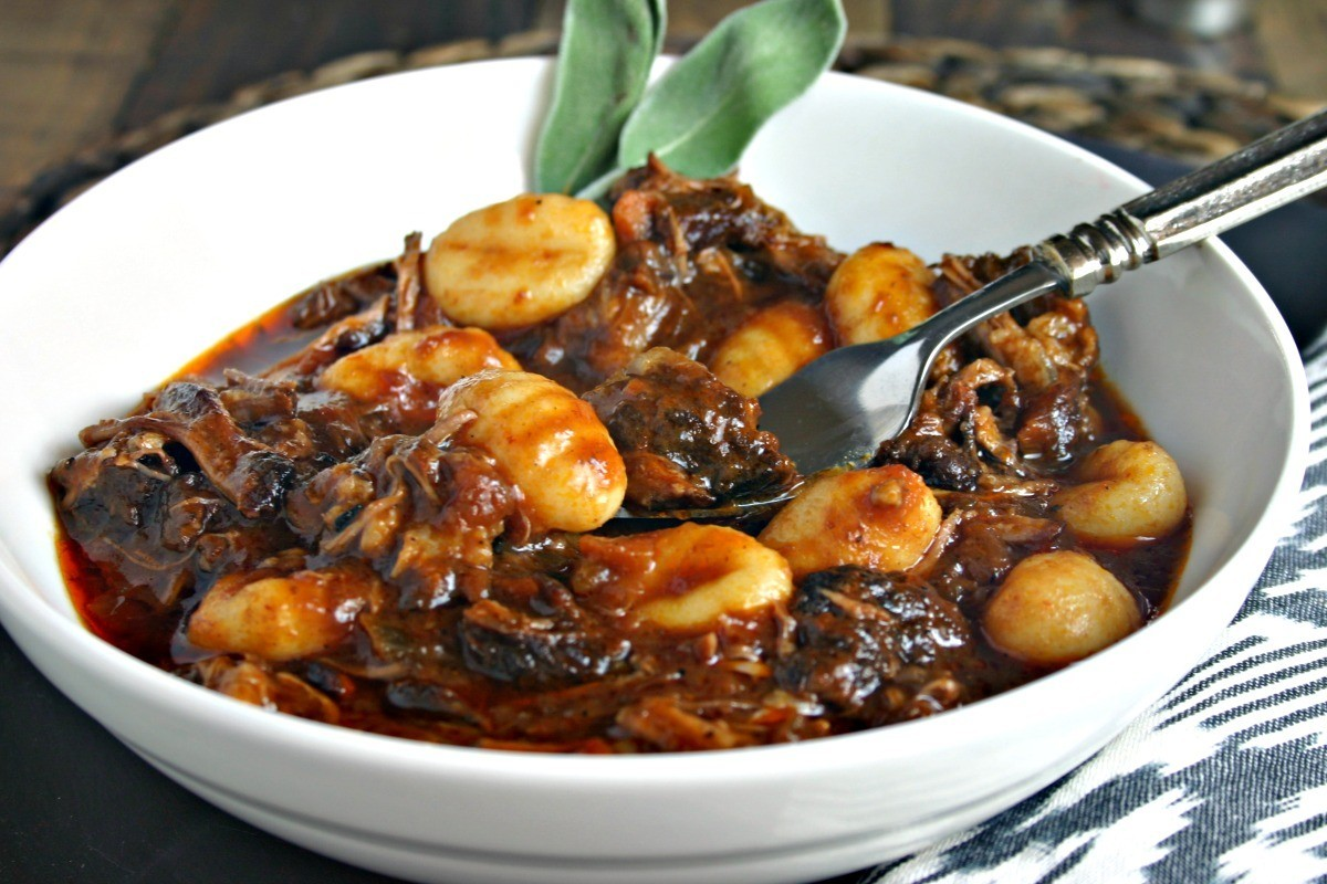Braised Short Ribs with Gnocchi by Life Love and good food