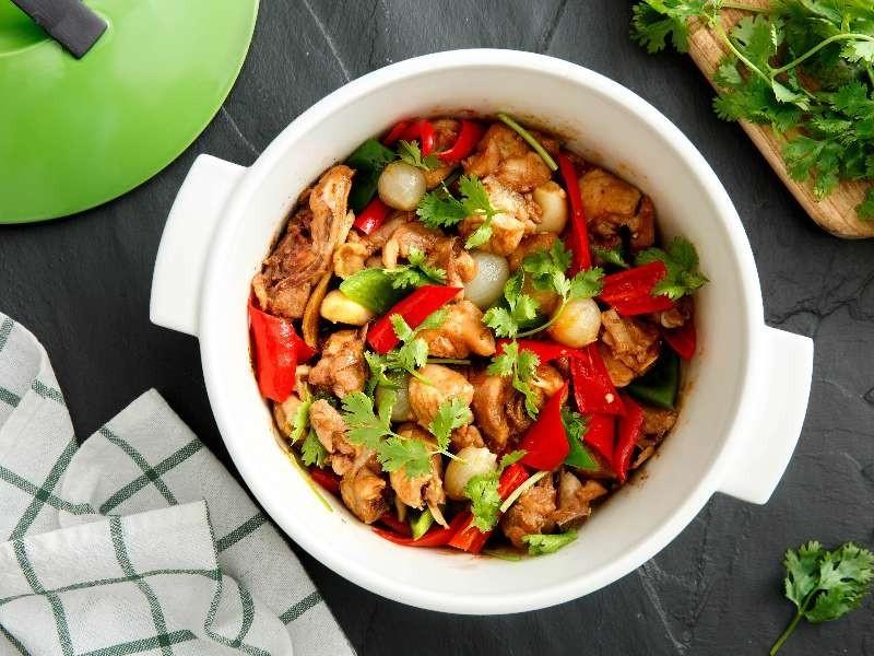 Cantonese Braised Chicken