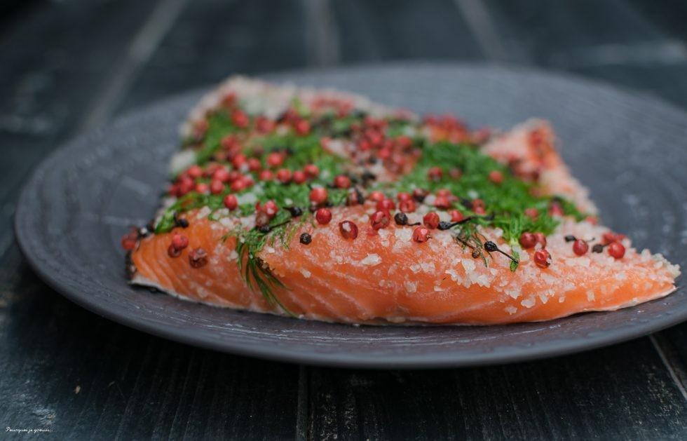 Salmon Gravlax by Pourquoi je grossis