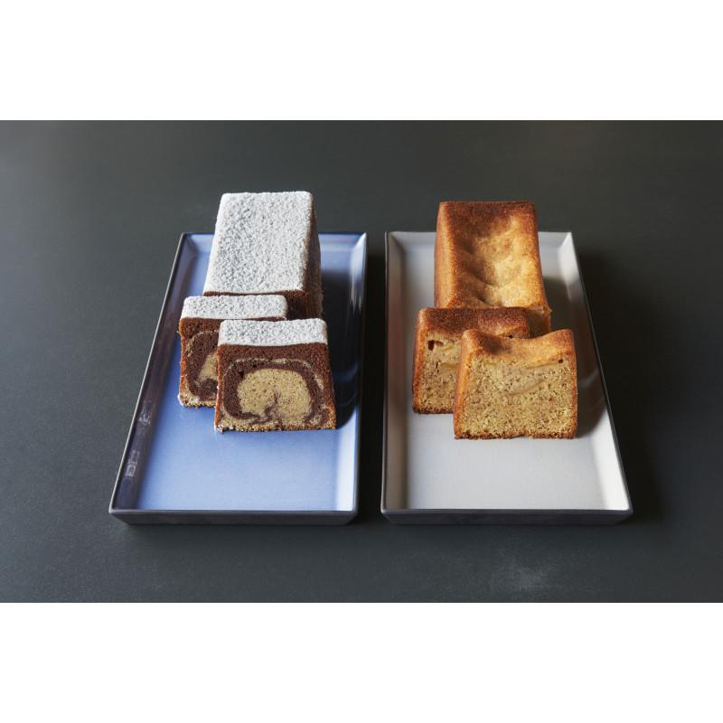 Rectangular Ceramic Plate Pepper