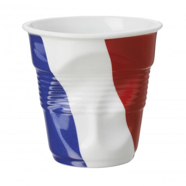 Designed espresso cup in porcelain