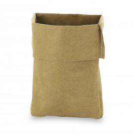 Natural fibre basket - Havana Brown