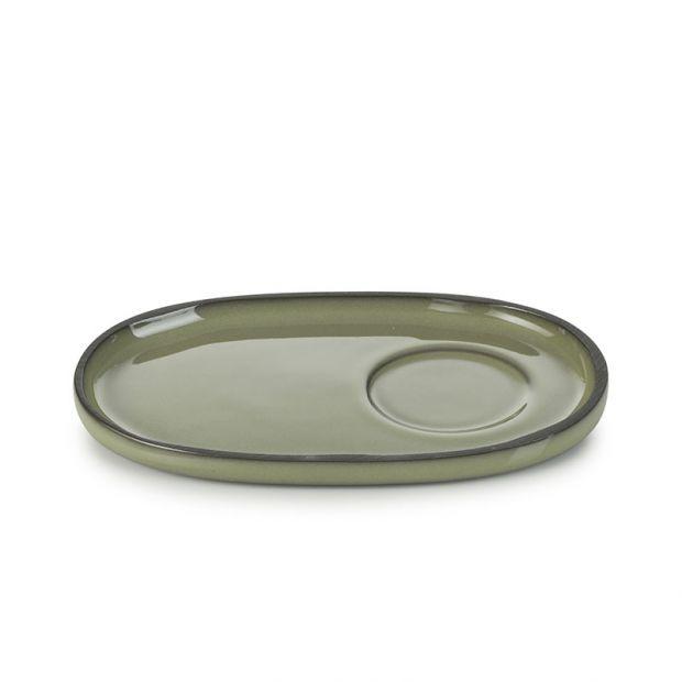 Saucer Caractère Cardamom