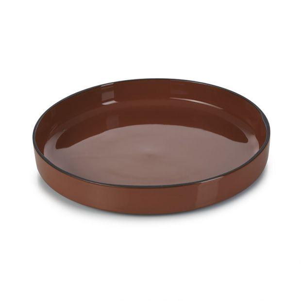 Caractère greddy plate Cinnamon