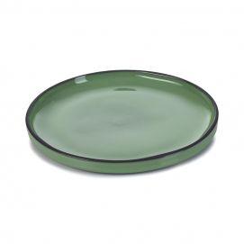 contour dinner plate Mint